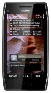 Замена сенсора, стекла, тачскрина Nokia X7