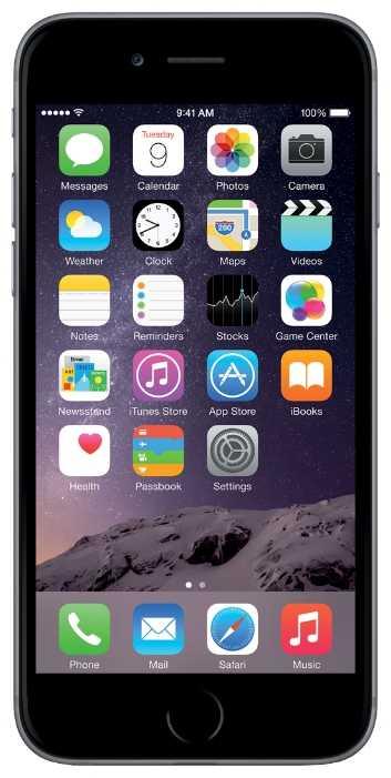 Замена сенсора, стекла, тачскрина iPhone 6